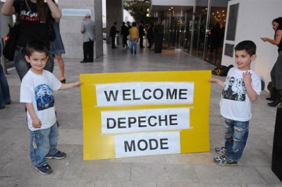 depeCHe MODE - Tour of the Universe - Israel