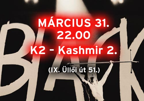 FREESTATE PARTY 2007. március 31. - K2 - Kashmir 2 (IX. Üllői út 51.)